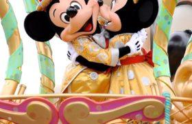 ディズニーへの旅…♪