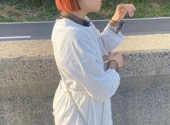 new!オレンジ!